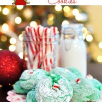 How the Grinch Stole Christmas Cool Whip Cookies