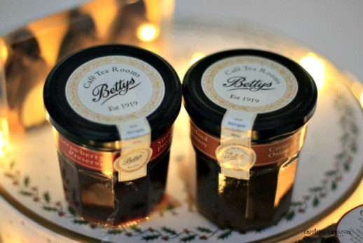 Christmas Hampers from Bettys- Cherished By Me