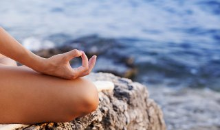 """""""Meditating"""" by Take Back Your Health Conference is licensed under CC BY 2.0"""