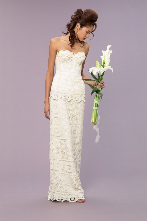 simple lace vintage wedding dresses cherrymarry