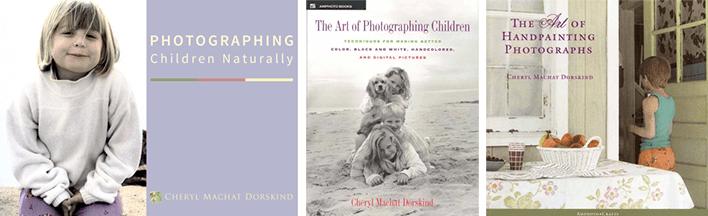 books by Cheryl Machat Dorskind