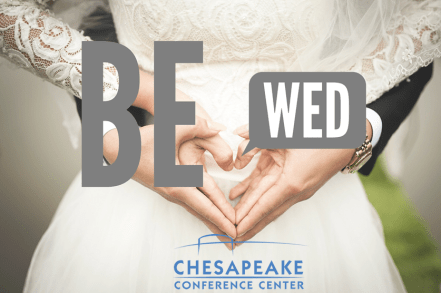 Weddings at the Chesapeake Conference Center