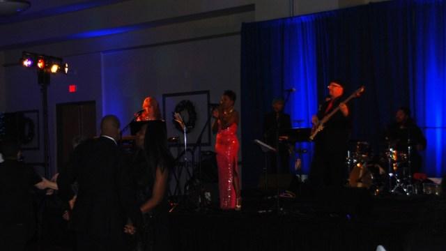 Jingle Ball Chesapeake VA 2016 Dancing with Premiere Band