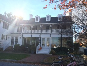 Dr Dodson's House