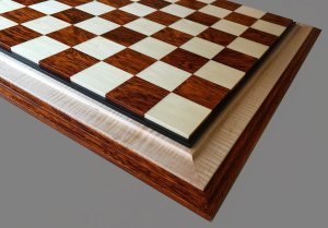 Bloodwood Signature Chessboard