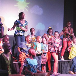 Watoto Children's Choirs travel around the world advocating for African children who were orphaned by AIDS.