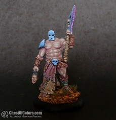 Kurgan the barbarian