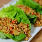 Copycat P.F. Chang's Chicken Lettuce Wraps