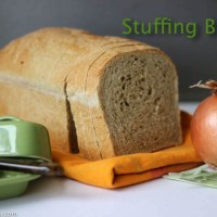 Stuffing Bread