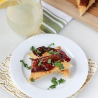 Parmesan Cheese Toast with Brown Sugar Bacon