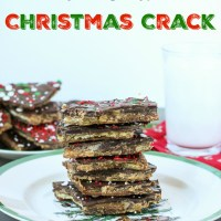 Peanut Butter Christmas Crack