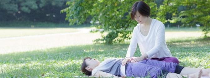 11/14 千紗's Activated-Chi-Therapy 「お腹との対話から、今に気付くチネイザン」