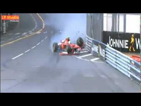 massa crash