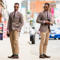 {EXCLUSIVE INTERVIEW} Suit Up!: How to Dress like a Man According to Chicago Photographer Patrick Lino