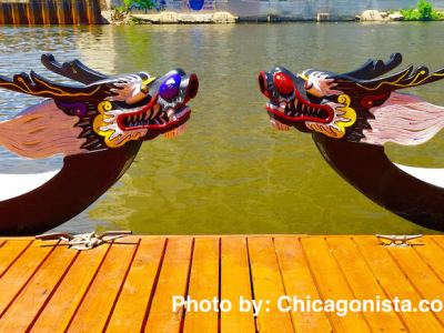 [Video] 15th Annual Chicago Dragon Boat Race for Literacy