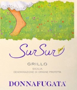 Taste the spring in Donnafugata's SurSur Grillo 2015