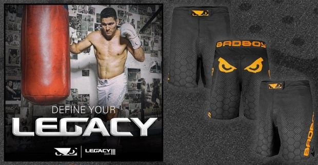 Bad Boy Legacy III Shorts
