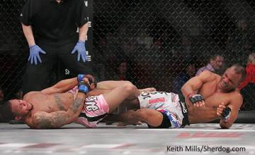 Kenny Booker at Bellator 84
