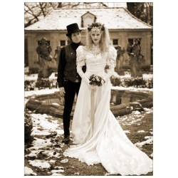 Small Crop Of Gothic Wedding Dresses