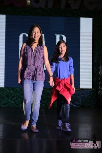 Janice Villanueva and daughter Reese