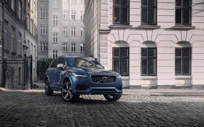 Volvo cars is first to launch Microsoft's Skype for Business to its 90 series cars