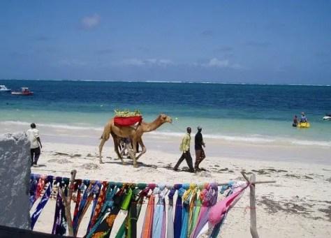 Kenyatta Beach, Mombasa