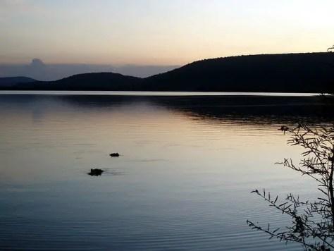 Lake Mburo at Dusk, Uganda