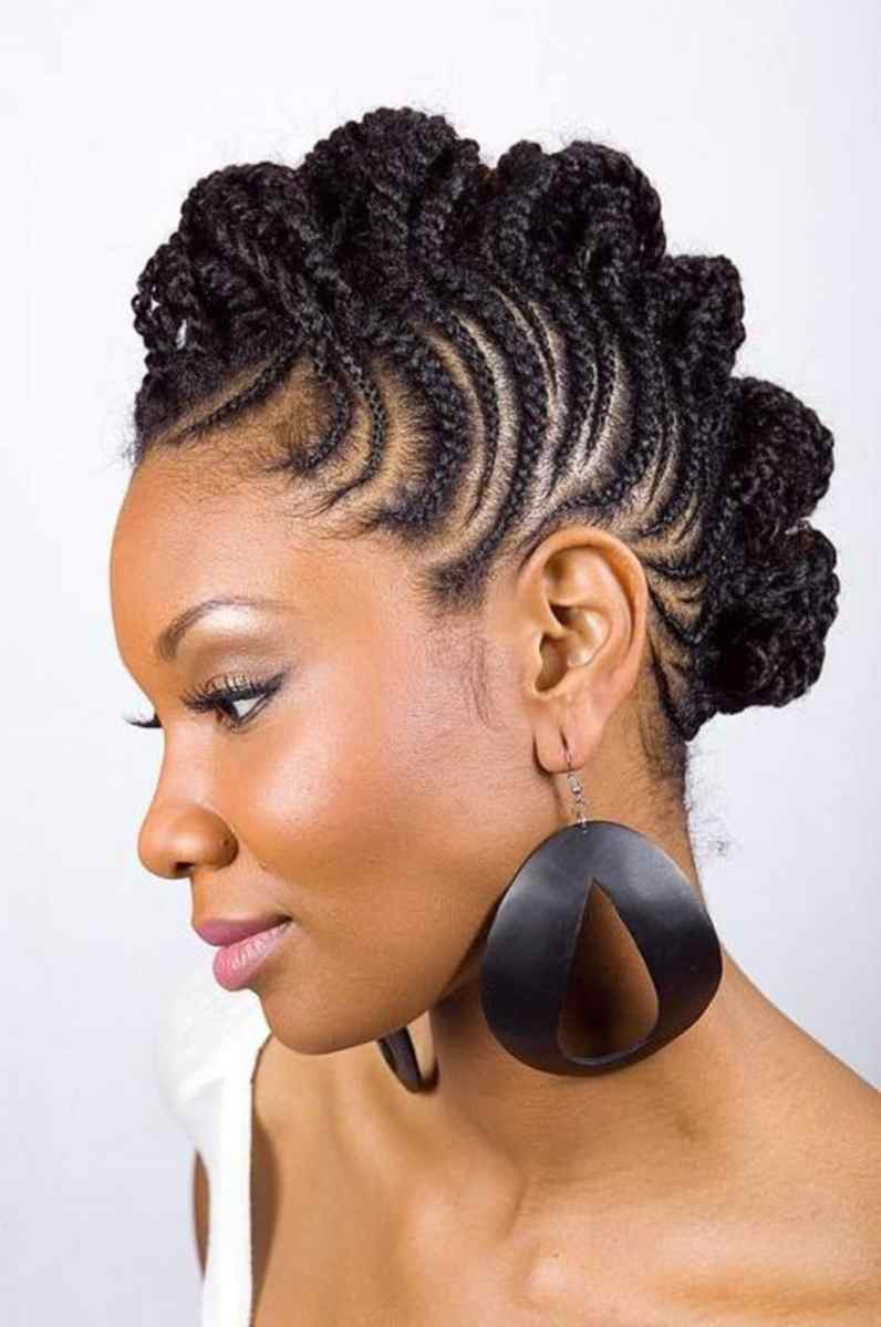 African Hair Beauty: Braided Hairstyles