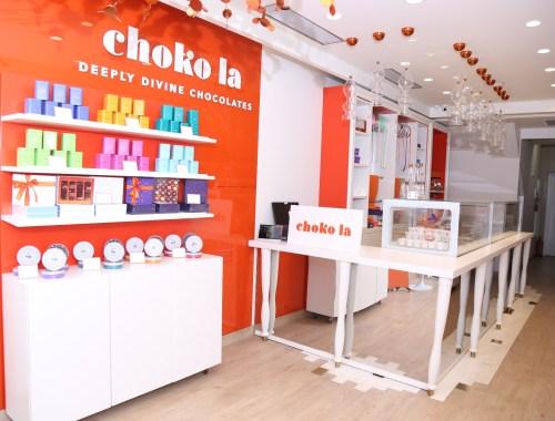 Choko la, Khan Market