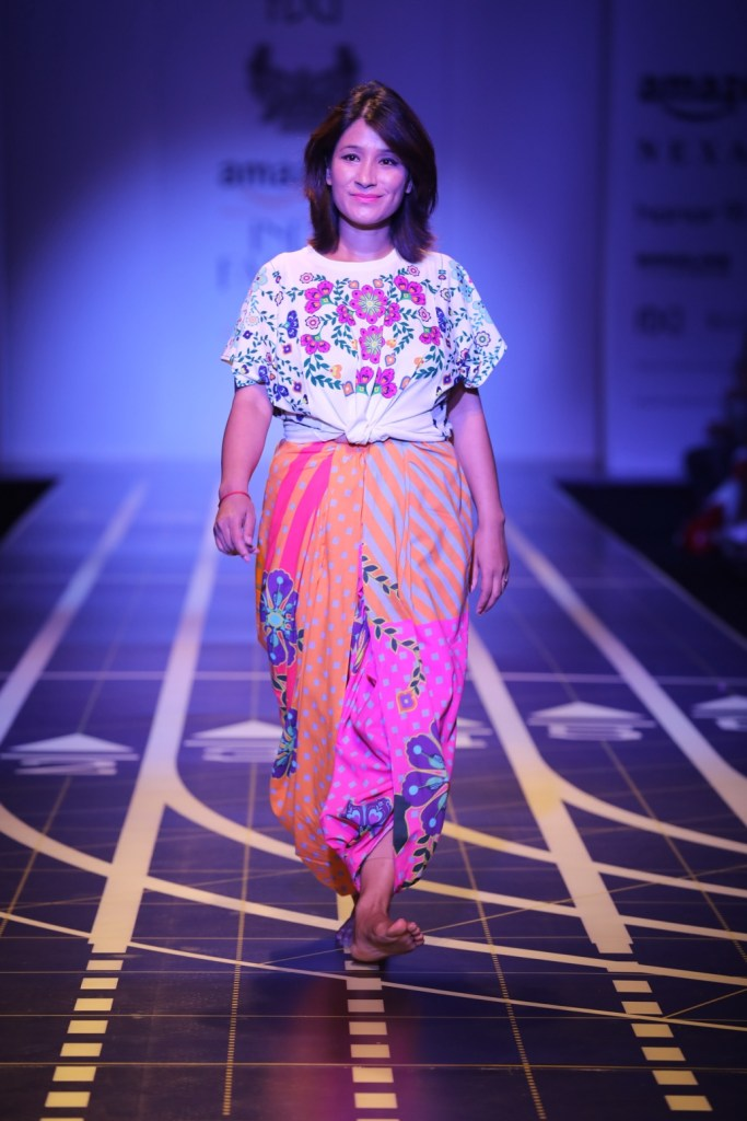Nida Mahmood Collection Divee AIFW SS 18 (5)