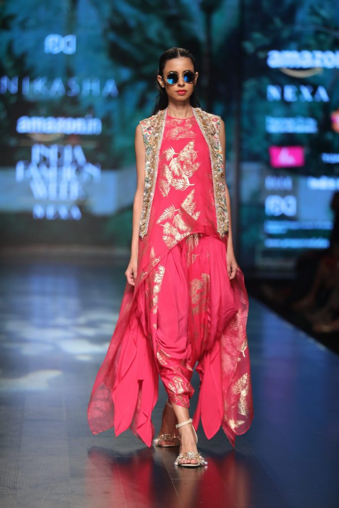 Collection by Nikasha at FDCI AIFW AW 2018 (6)