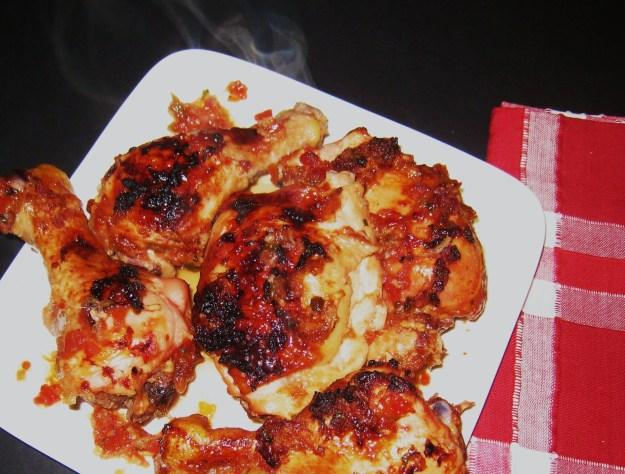 chicken marinated 001