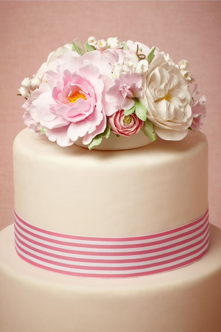 Salient Customisable Wedding Cake Pers Vintage Brides Wedding Cake Decorations Edible Wedding Cake Decorations Flowers Midsummer Flower Cake Per Diy wedding cake Wedding Cake Decorations