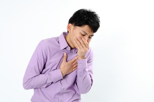 吐き気を抑える方法 男性