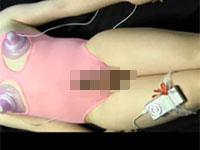乳首オナニー用アダルトグッズ、UFOだけで乳首イキしているメンズの動画