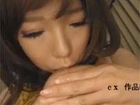 セルフ乳首舐め好きに朗報!eXから「Iカップ以上限定 セルフ乳舐めオナニー」が発売!
