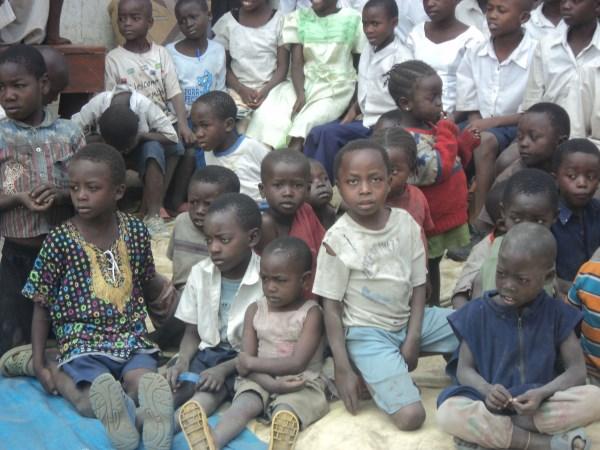 Enfants vulnérables OEV de Goma