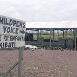 Reconstruction du Centre CV de Kibati détruit par la guerre en 2013