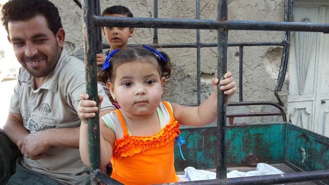 ©UNICEF/Syria-2014/Rashidi