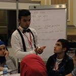 Syrian and Turkish children develop projects for their own rights