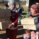 Amidst the harsh winter in Lebanon, vulnerable children receive warm clothing