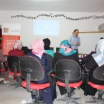 UNICEF Jordan partners with Microsoft to teach young people computer coding skills at 'Makani' centres
