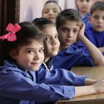 First day of school in Syria: A day of hope for a war-torn country