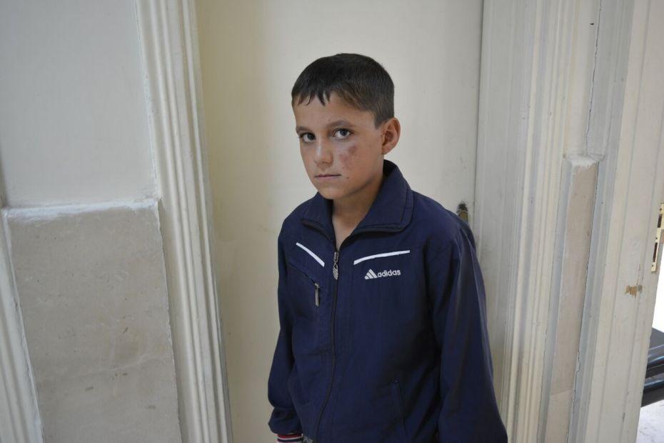 Saad, 12 years old