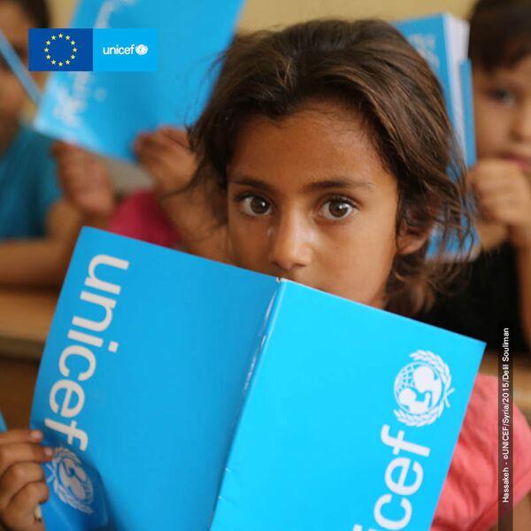 Hassakeh - ©UNICEF/Syria/2015/Delil Souliman