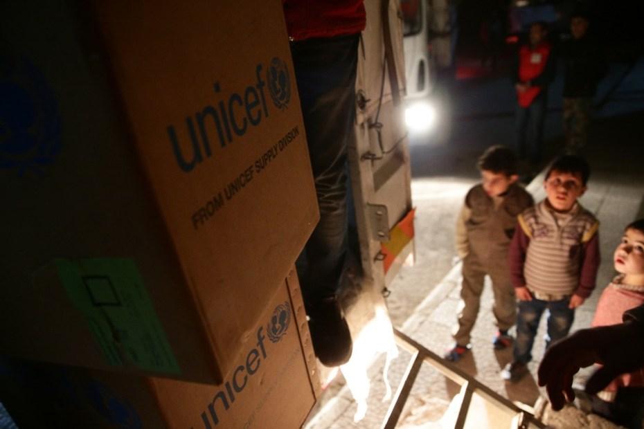 ©UNICEF/Kafr Batna/Syria/2016/Khabieh