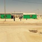 زيارتي إلى الزعتري، مخيم اللاجئين الذي أقيم قبل أربع سنوات في الصحراء الأردنية