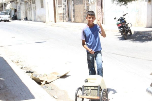 ©UNICEF/Syria 2016/ Hama/ Tarabichi