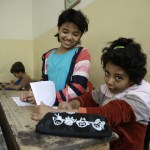 Siba and Ruba: two sisters' journey back to school