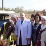 A Syrian physician brings personal experience to polio immunization campaign